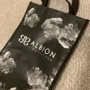 Albion fit tote bag
